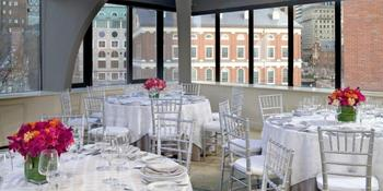 The Bostonian Hotel weddings in Boston MA