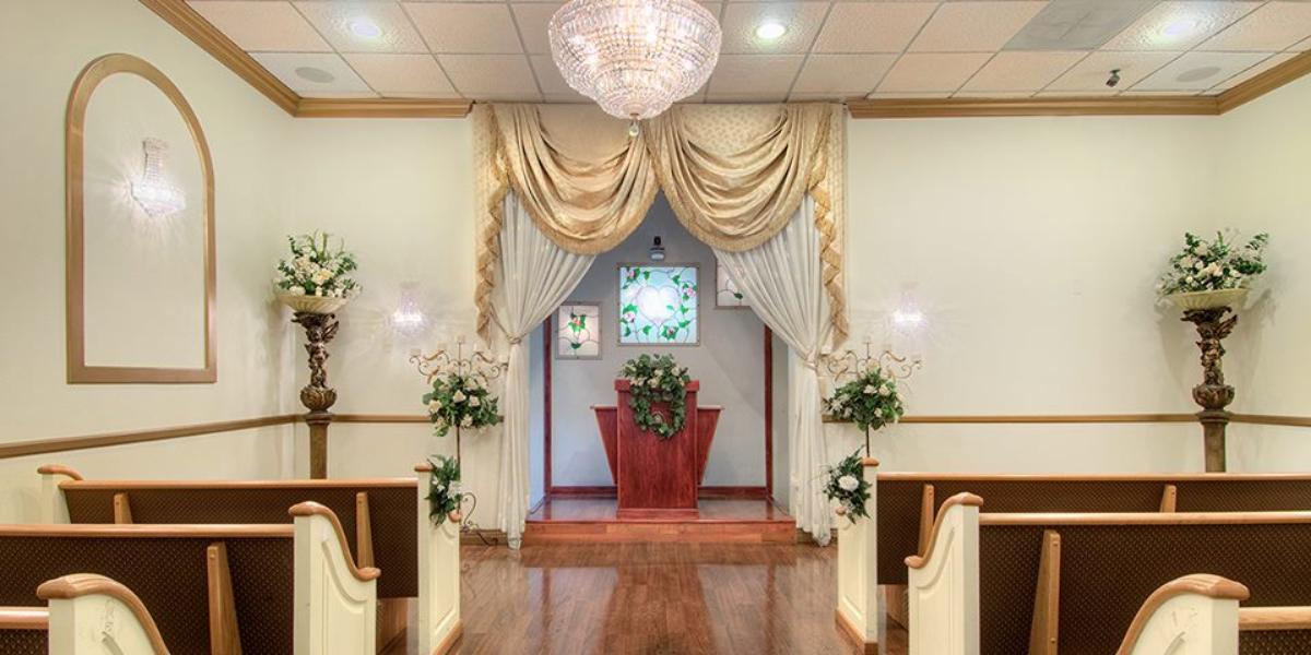 Shalimar Wedding Chapel Weddings