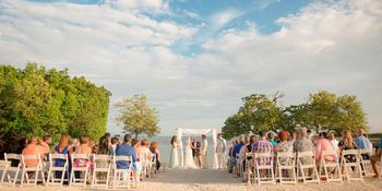 Ocean Pointe Suites weddings in Tavernier FL