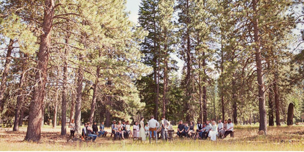 Mazama Ranch House Weddings