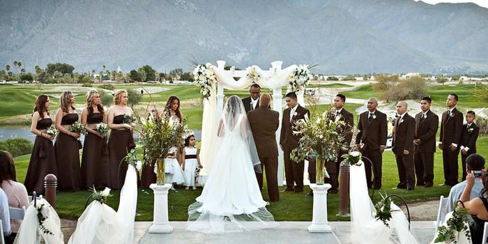 Cimarron Golf Resort wedding venue picture 1 of 14 - Photo by: Applemoon Photography