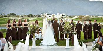 Cimarron Golf Resort weddings in Cathedral City CA