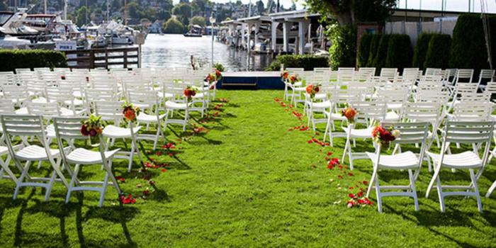 Seattle Yacht Club wedding venue picture 7 of 16 - Provided by: Seattle Yacht Club