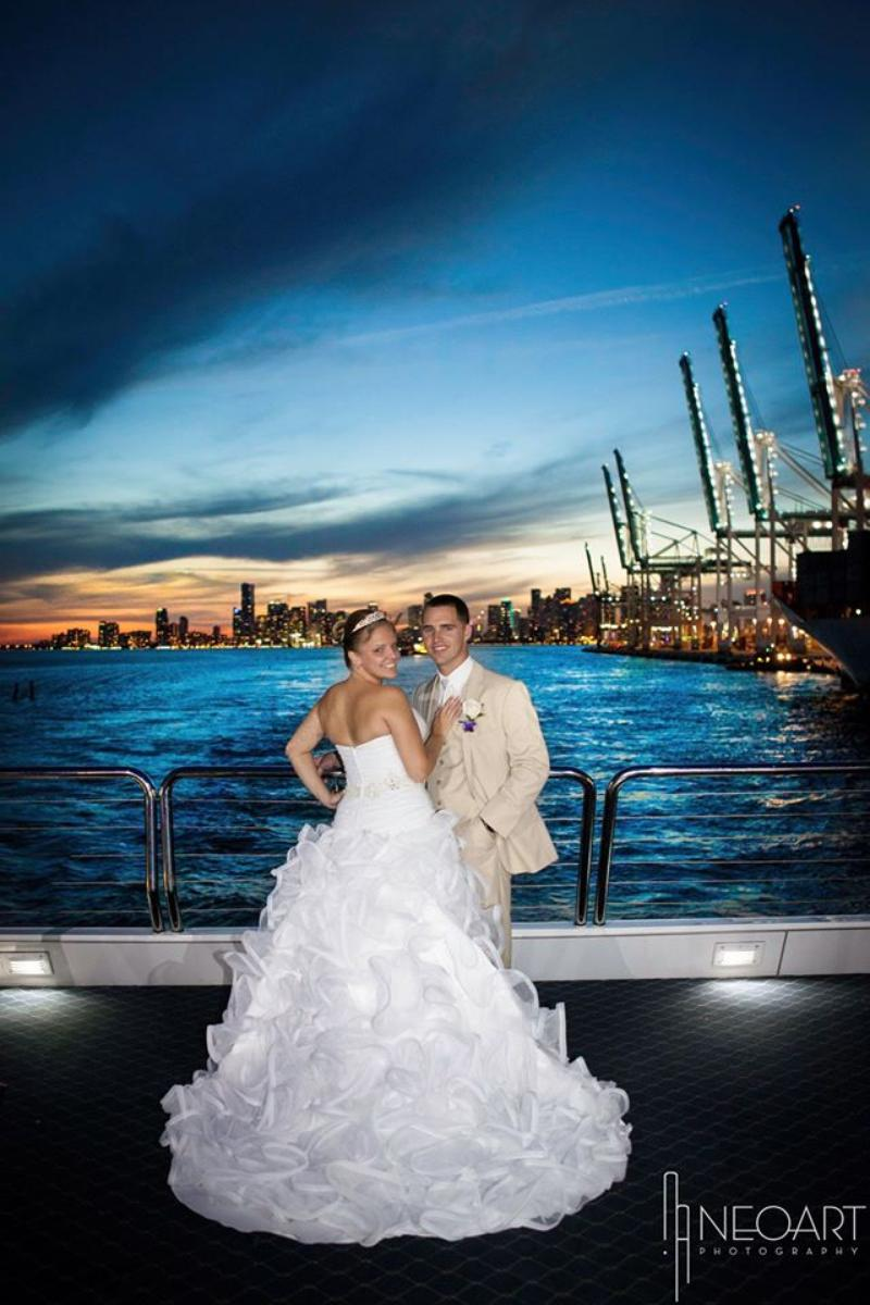Biscayne Lady wedding venue picture 4 of 13 - Photo by: Neo Art Photography