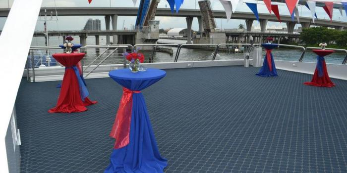 Biscayne Lady wedding venue picture 12 of 13 - Provided by: Biscayne Lady