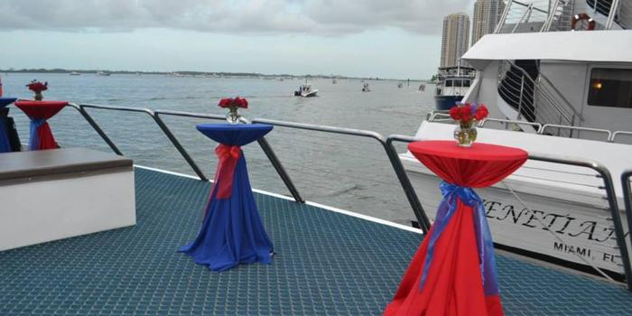 Biscayne Lady wedding venue picture 11 of 13 - Provided by: Biscayne Lady