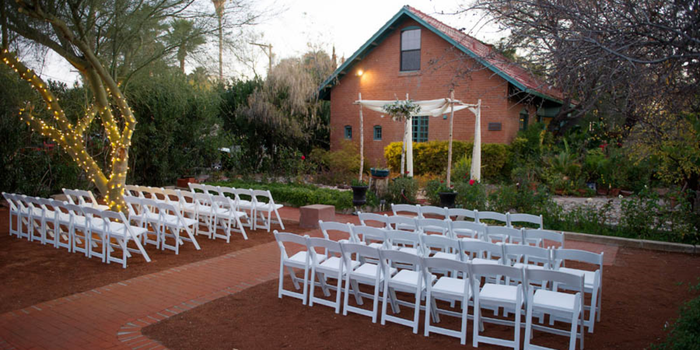 The Kingan Garden wedding venue picture 2 of 16 - Provided by: The Kingan Garden