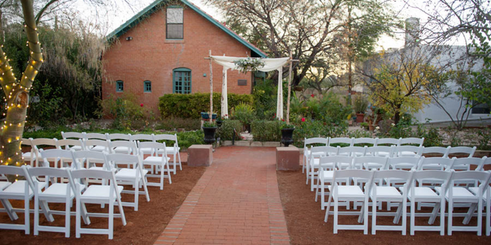 The Kingan Garden wedding venue picture 7 of 16 - Provided by: The Kingan Garden
