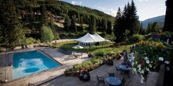 Lion Square Lodge at the Gondola weddings in Vail CO