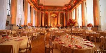 Mellon Auditorium weddings in Washington DC