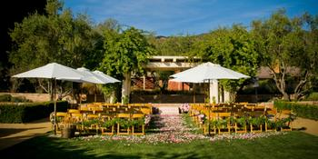 Bernardus Lodge weddings in Carmel Valley CA