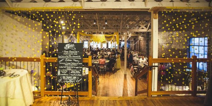 Raleigh Nc Indoor Wedding Venue: The Stockroom At 230 Weddings