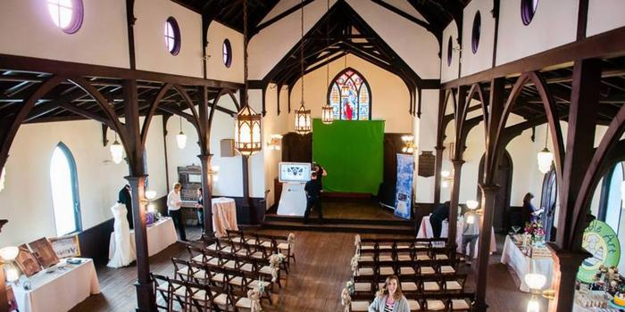 All Saints Chapel wedding venue picture 5 of 16 - Photo by: IWP Photography