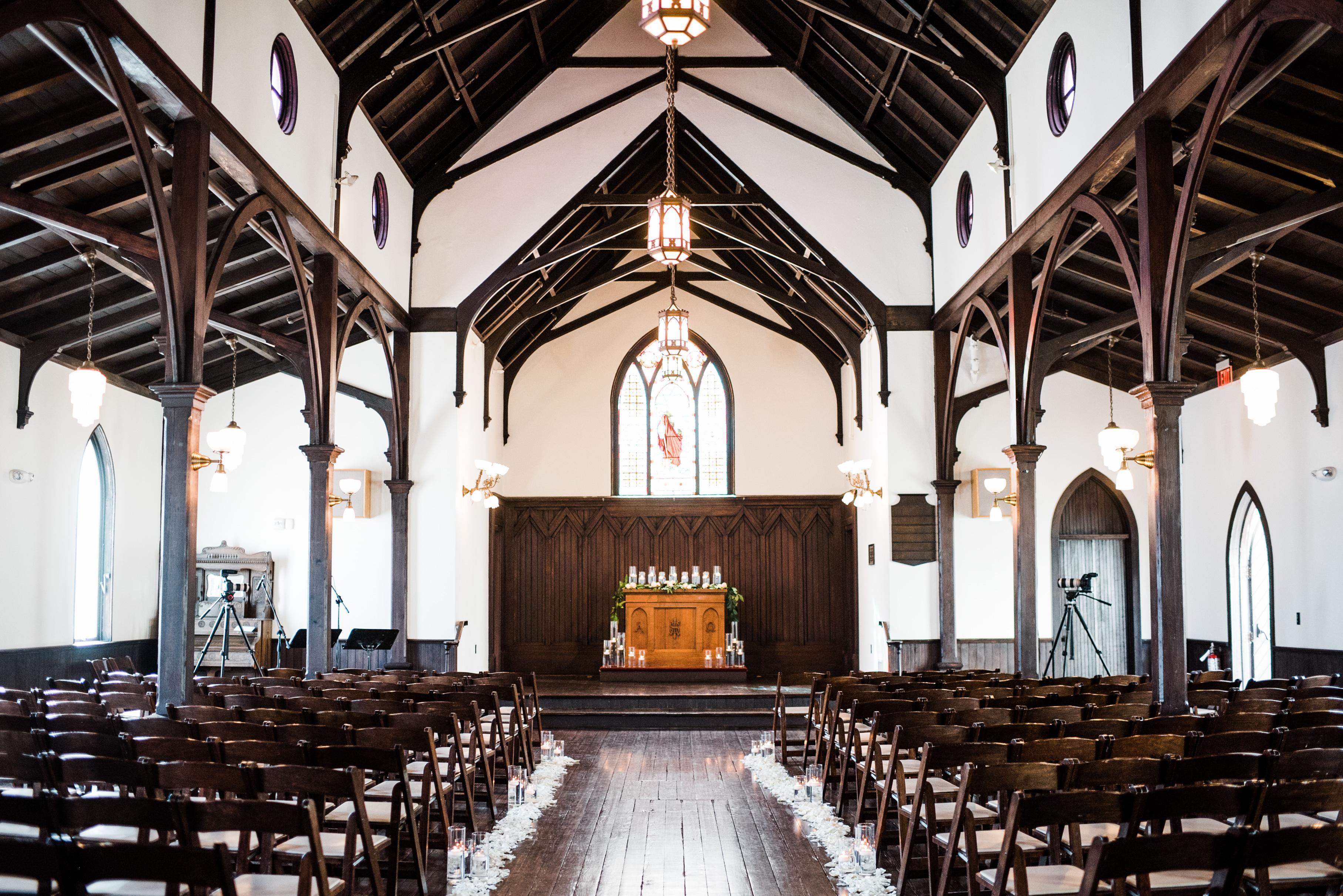 All Saints Chapel Venue Raleigh Get Your Price Estimate