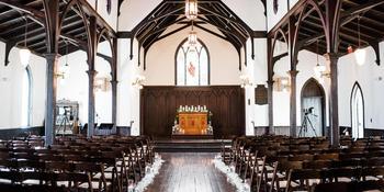 All Saints Chapel weddings in Raleigh NC