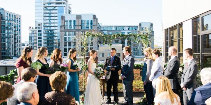 Ecotrust Event Spaces wedding Portland