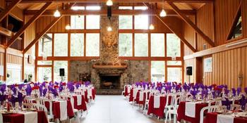 Camp Angelos weddings in Corbett OR