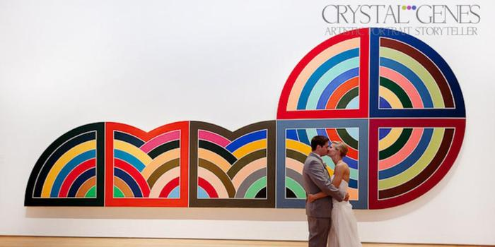 North Carolina Museum of Art wedding venue picture 10 of 16 - Photo by: Crystal Genes Photography