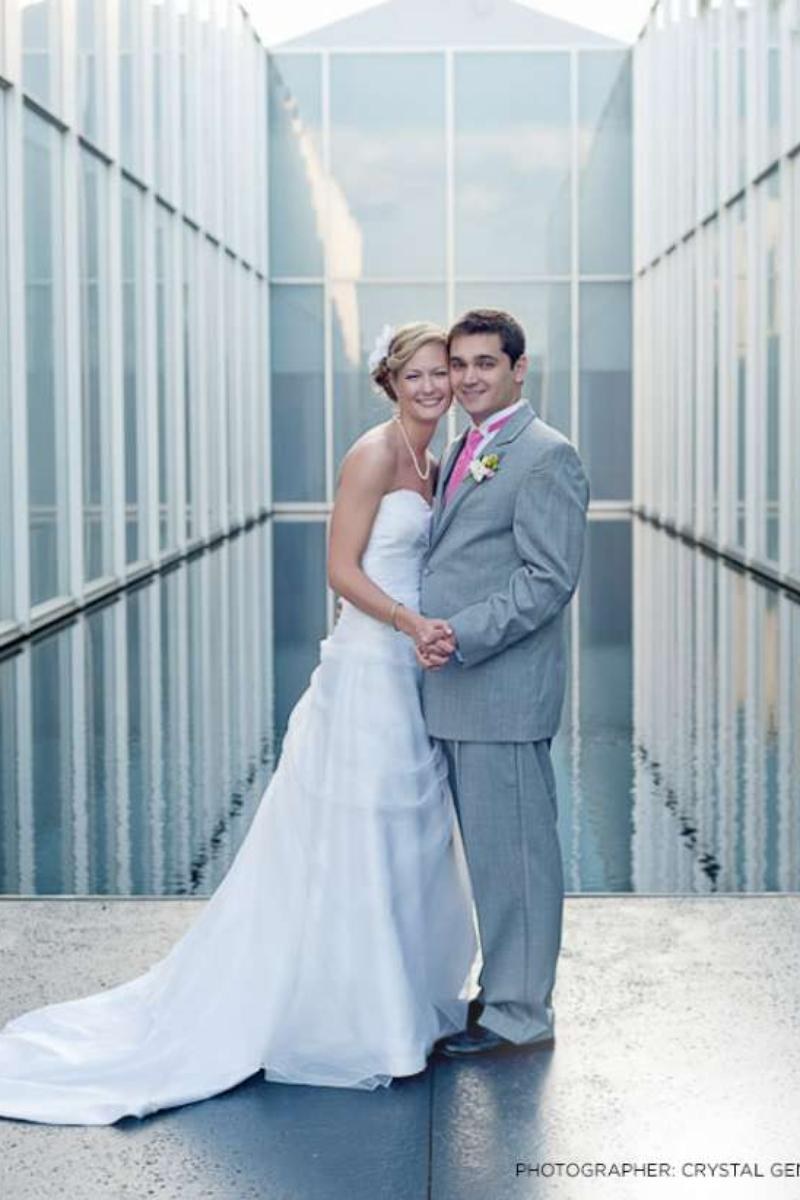 North Carolina Museum of Art wedding venue picture 16 of 16 - Photo by: Crystal Genes Photography