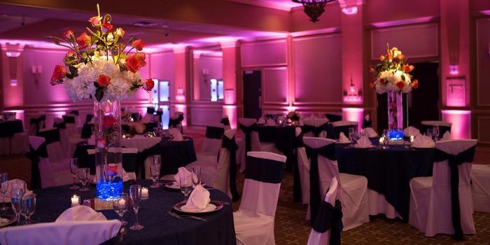 Wedding reception venues 15301 : By hilton pittsburgh meadow lands washington pa