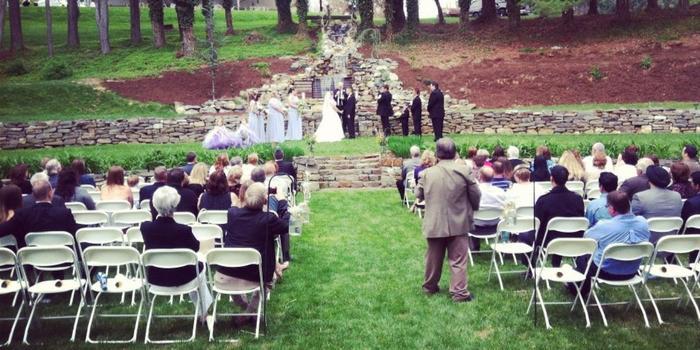 Nesselrod Bed & Breakfast wedding Southwest Virginia