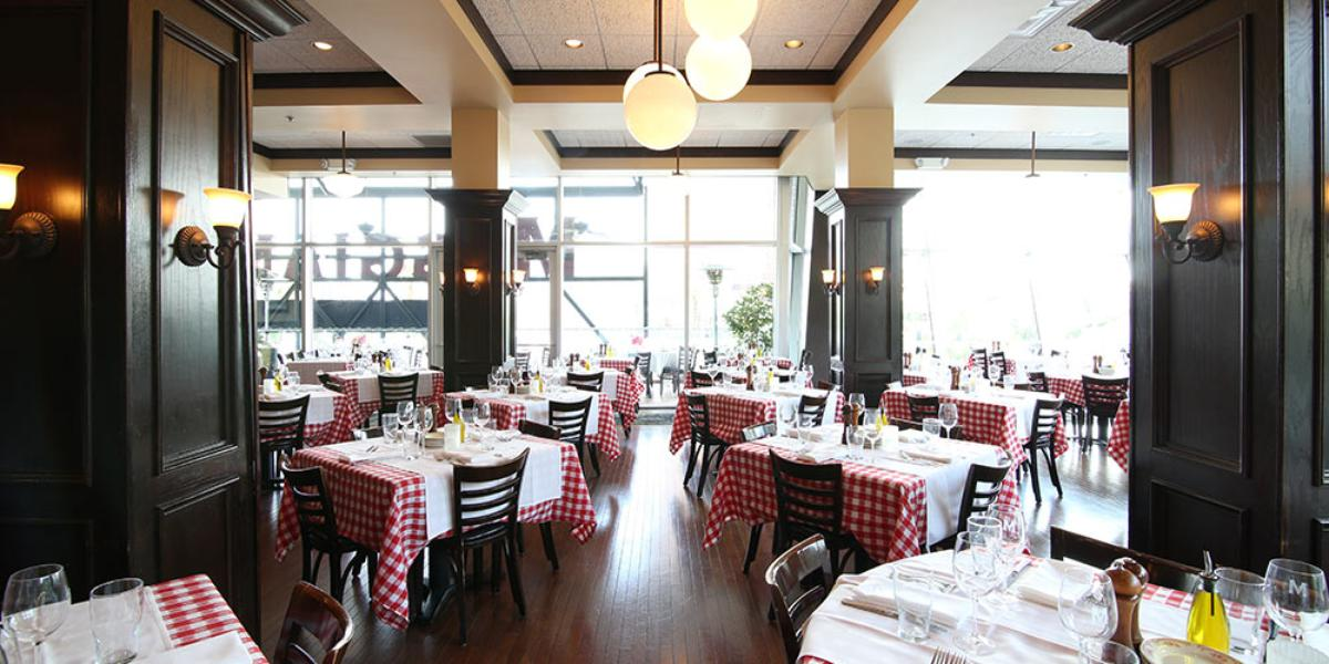 Salute! Dine At Maggiano's Italian Restaurant In Las Vegas. Take a seat and enjoy a wholesome Italian meal at Maggiano's Little Italy. From season-fresh salads to classic pastas, we combine the flavors of Nonna's authentic Italian recipes with the joy of friends and family.