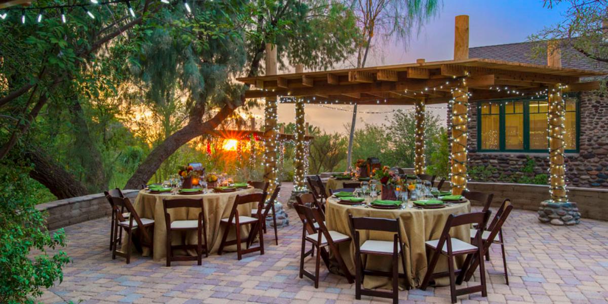 Phoenix Zoo Weddings