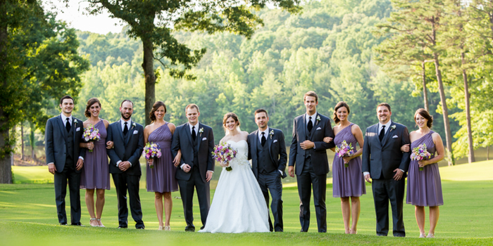 Sapona Ridge Country Club wedding venue picture 5 of 10 - Photo by: Anna Kirby Photography