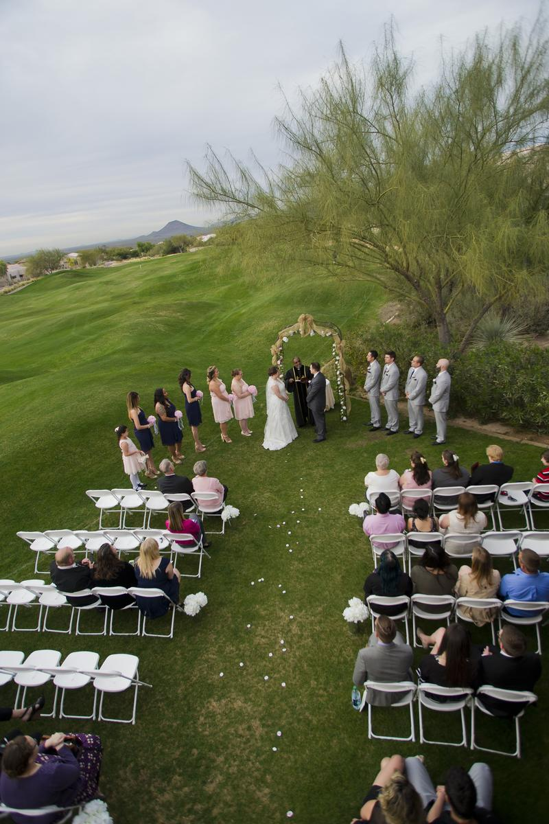 Red Mountain Ranch Country Club wedding venue picture 2 of 8 - Provided by: Red Mountain Ranch Country Club