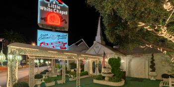 A Little White Wedding Chapel weddings in Las Vegas NV