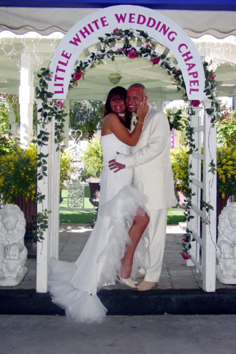 A Little White Wedding Chapel Weddings