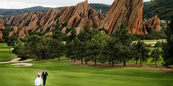 Arrowhead Golf Club Weddings in Littleton CO