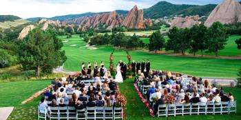 Arrowhead Golf Club weddings in Littleton CO