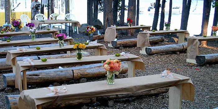 Elk Lake Resort Wedding Venue Picture 5 Of 8 Provided By