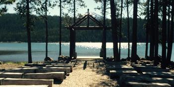 Elk Lake Resort Weddings in Bend OR