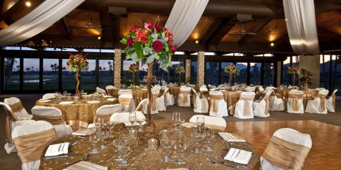 McCormick Ranch Golf Club wedding venue picture 2 of 16 - Photo by: Vow Life Photography