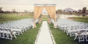 McCormick Ranch Golf Club weddings in Scottsdale AZ