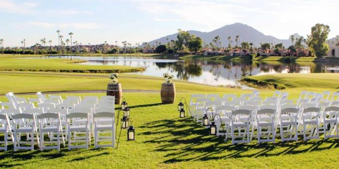McCormick Ranch Golf Club wedding venue picture 6 of 16 - Photo by: Love Life Photography