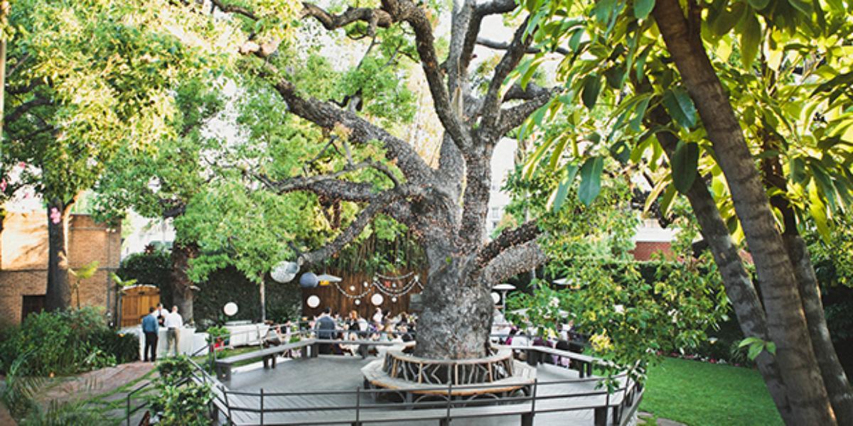Happy Trails Garden Events Event Venues In Pasadena Ca