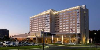 Hilton Baltimore BWI Airport Hotel weddings in Linthicum Heights MD