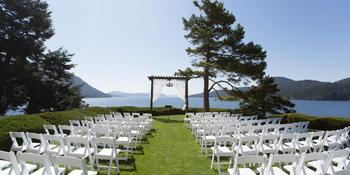 Rosario Resort & Spa weddings in Eastsound WA