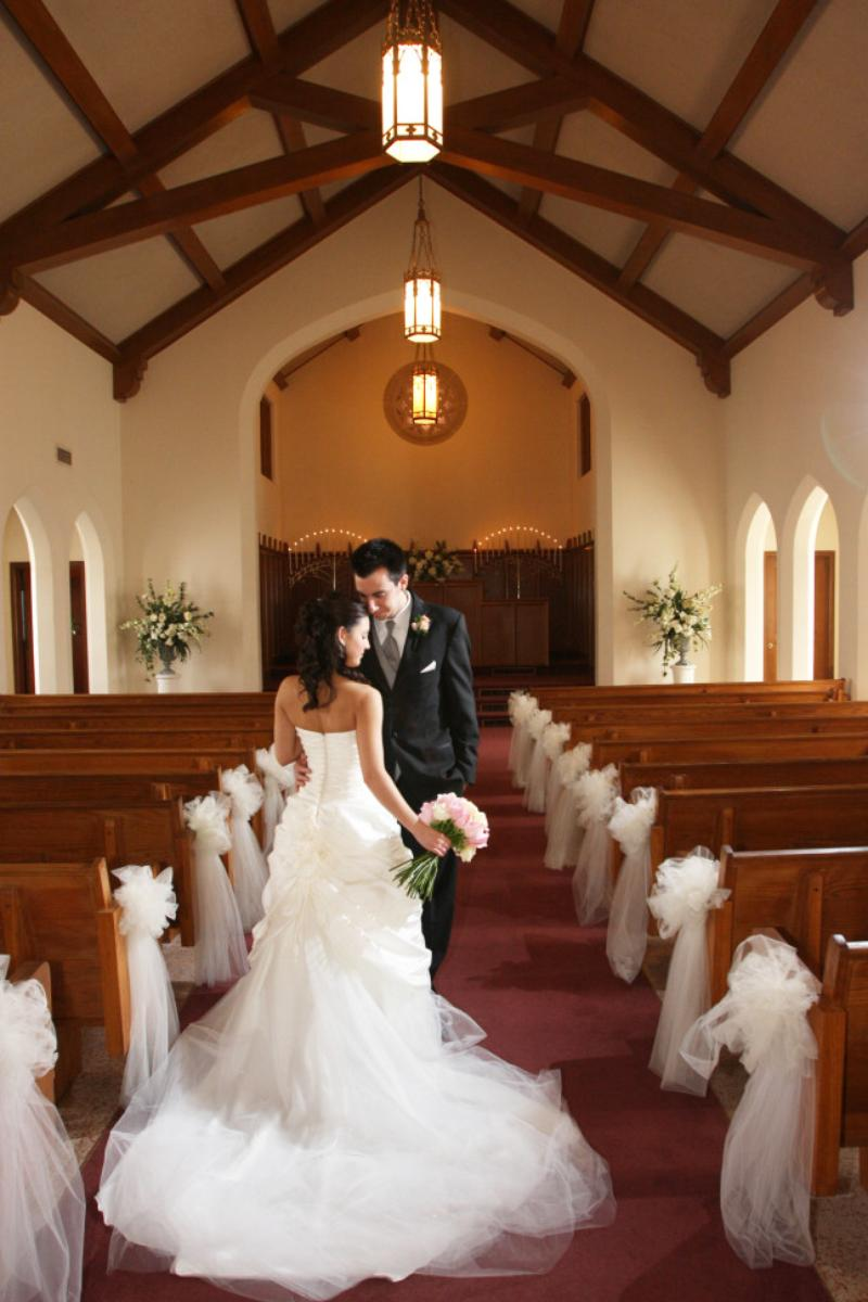The Rose Chapel wedding venue picture 6 of 16 - Photo by: Juliana Studios Photography