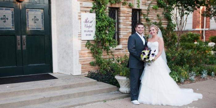 The Rose Chapel wedding venue picture 4 of 16 - Photo by: Charm Me Photography