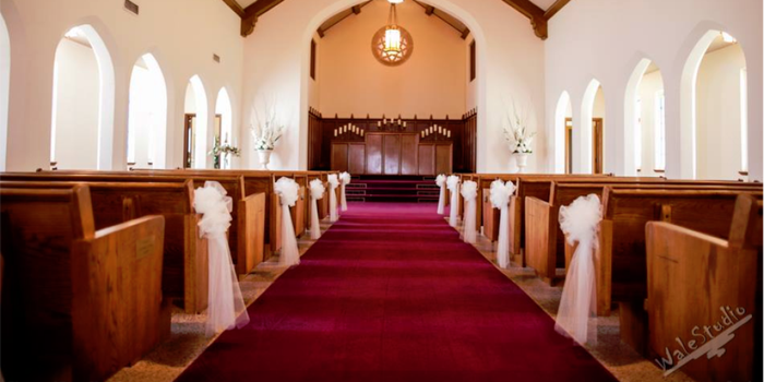 The Rose Chapel wedding venue picture 3 of 16 - Photo by: Wale Studio Photography