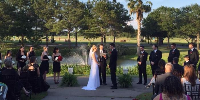 The Golf Club at Cinco Ranch wedding venue picture 3 of 16 - Provided by: The Golf Club at Cinco Ranch