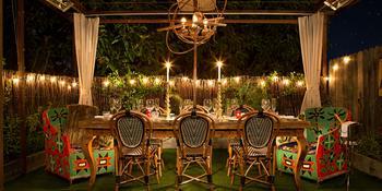 Petit Ermitage weddings in West Hollywood CA