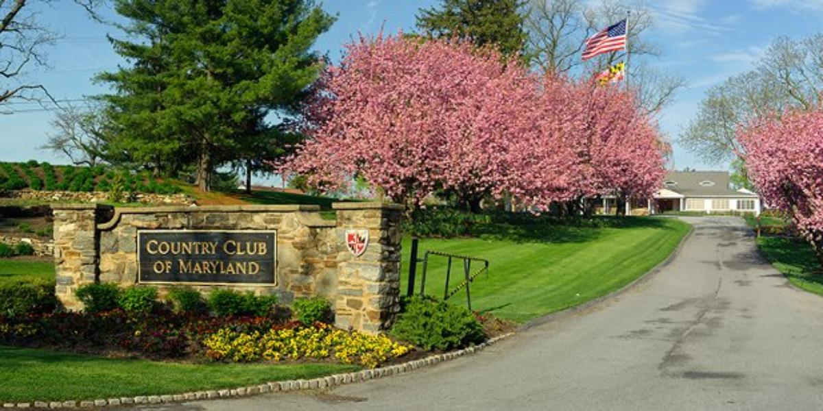 Country Club Of Maryland Weddings