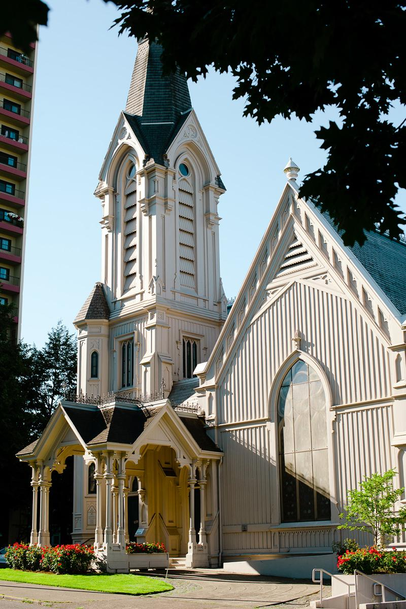The Old Church Weddings | Get Prices for Wedding Venues in OR