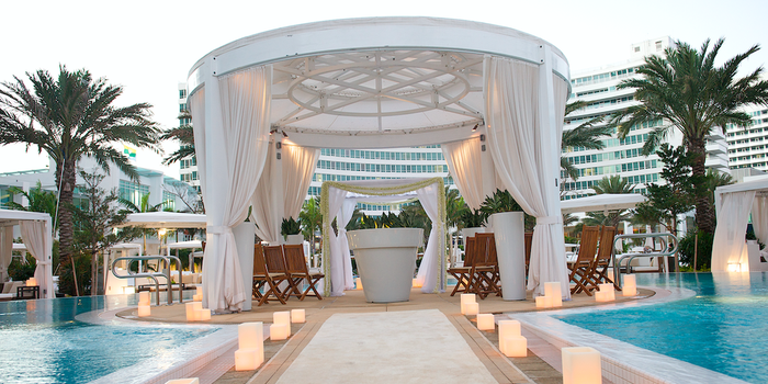 Fontainebleau Miami Beach wedding venue picture 5 of 16 - Provided by: Fontainebleau Miami Beach
