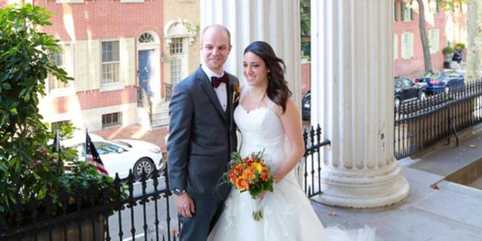 Old Pine Street Church wedding venue picture 2 of 8 - Photo by: Tony Seligson Photography
